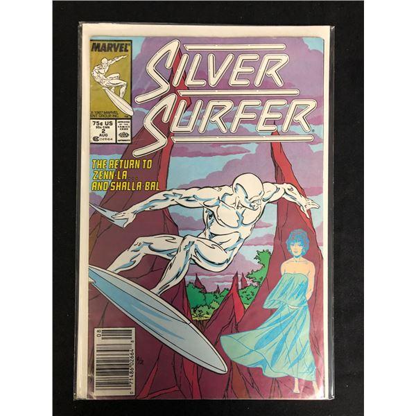 SILVER SURFER #2 (MARVEL COMICS)