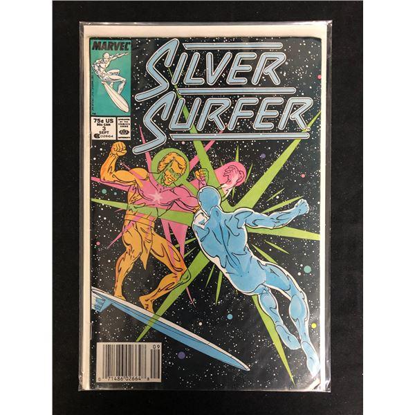 SILVER SURFER #3 (MARVEL COMICS)