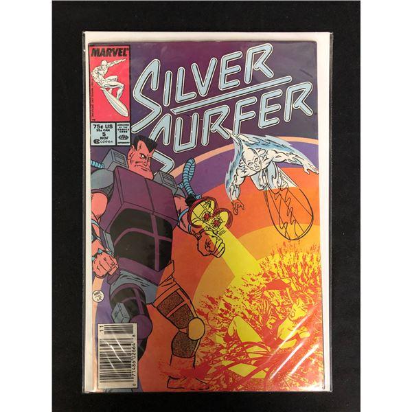 SILVER SURFER #5 (MARVEL COMICS)