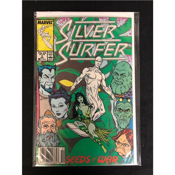 SILVER SURFER #6 (MARVEL COMICS)