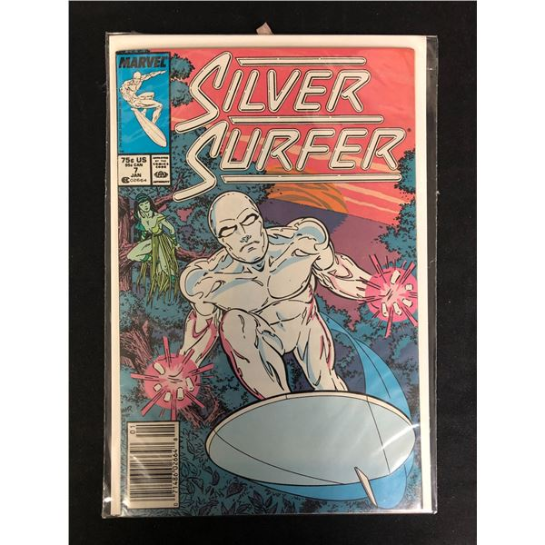 SILVER SURFER #7 (MARVEL COMICS)