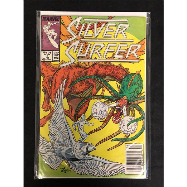 SILVER SURFER #8 (MARVEL COMICS)