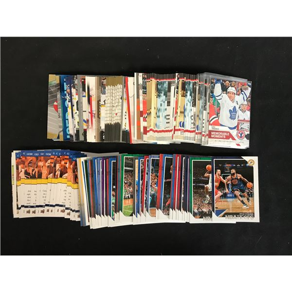 ASSORTED SPORTS CARD LOT
