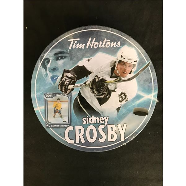 TIM HORTONS SIDNEY CROSBY PUZZLE