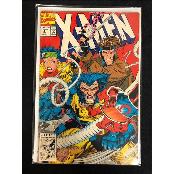 X-MEN #4 (MARVEL COMICS)