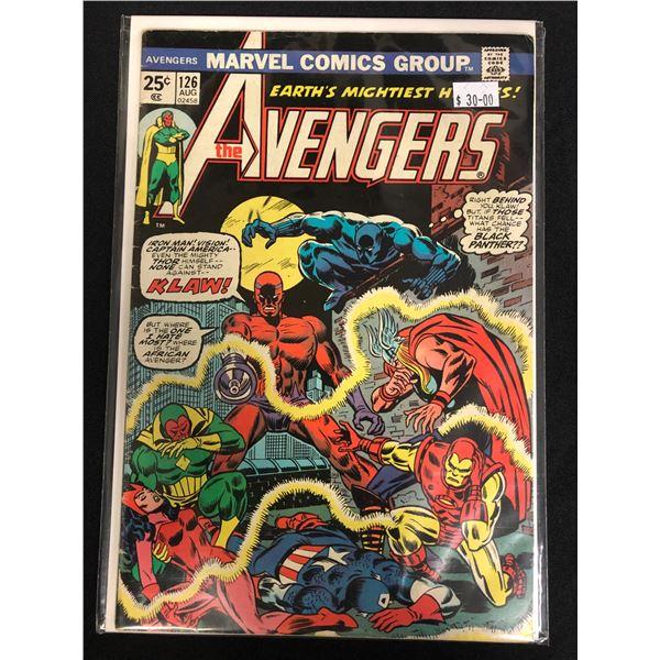 THE AVENGERS #126 (MARVEL COMICS)