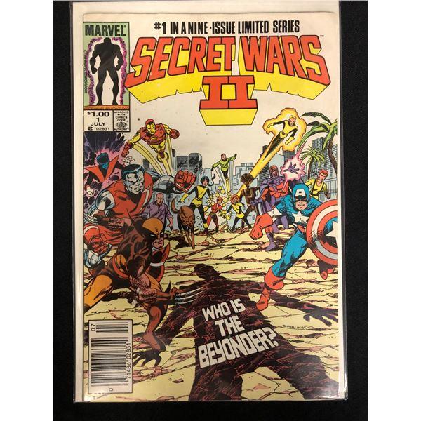 SECRET WARS II #1 in a Nine Issue Limited Series (MARVEL COMICS)