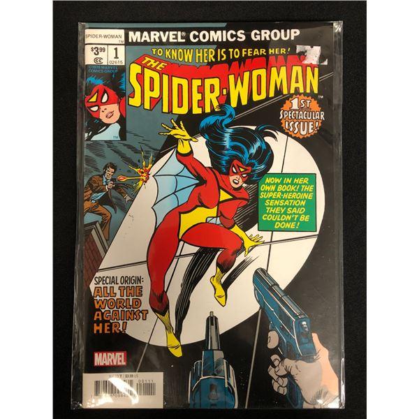 THE SPIDER-WOMAN #1 (MARVEL COMICS)