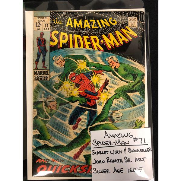 THE AMAZING SPIDER-MAN #71 (MARVEL COMICS)