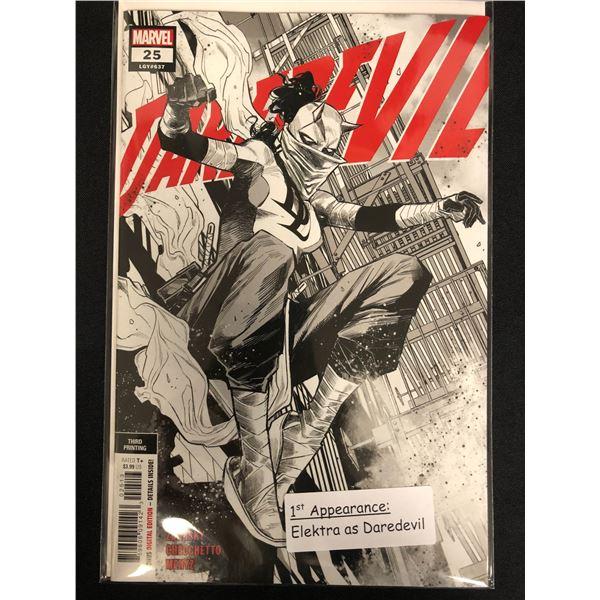DAREDEVIL #25 (MARVEL Third Printing)