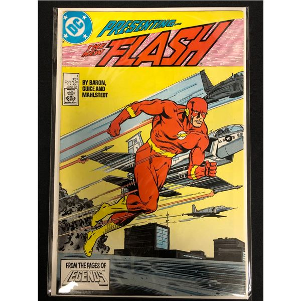 THE NEW FLASH #1 (DC COMICS)