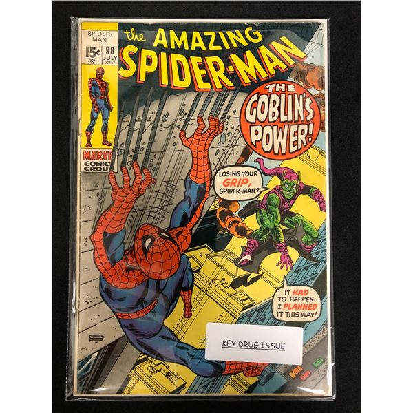 THE AMAZING SPIDER-MAN #98 (MARVEL COMICS)