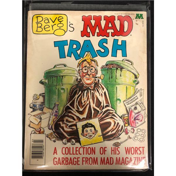 Dave Berg's MAD TRASH MAGAZINE