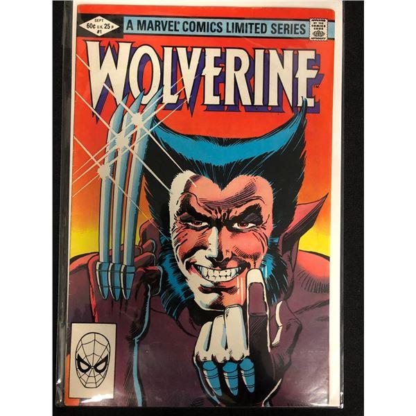 WOLVERINE #1 (MARVEL COMICS)