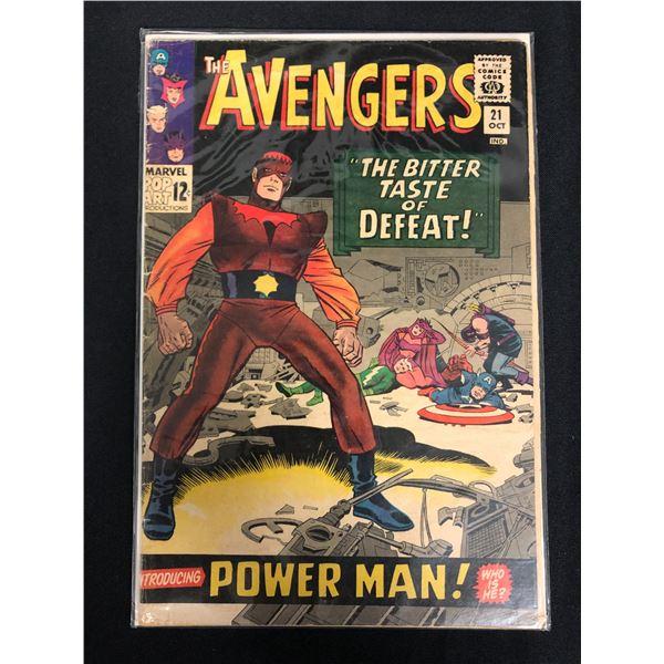 THE AVENGERS #21 (MARVEL COMICS)