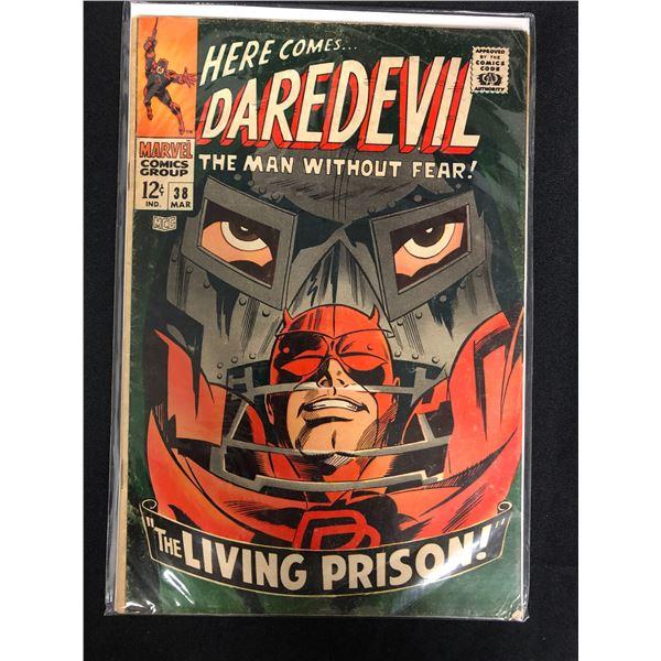 DAREDEVIL #38 (MARVEL COMICS)