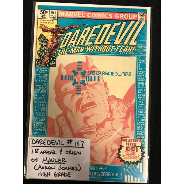 DAREDEVIL #167 (MARVEL COMICS)