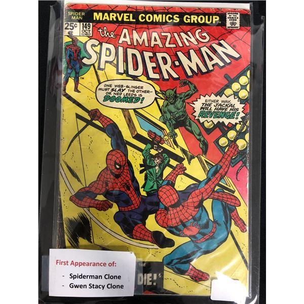 THE AMAZING SPIDER-MAN #149 (MARVEL COMICS)