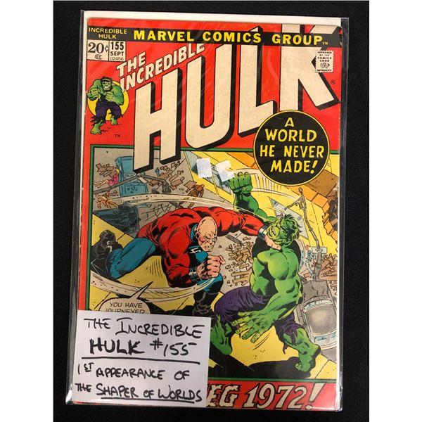 THE INCREDIBLE HULK #155 (MARVEL COMICS)