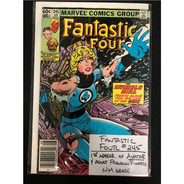 FANTASTIC FOUR #245 (MARVEL COMICS)