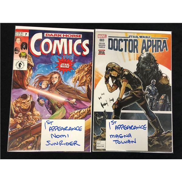 DARK HORSE COMICS #7/ DOCTOR APHRA #003