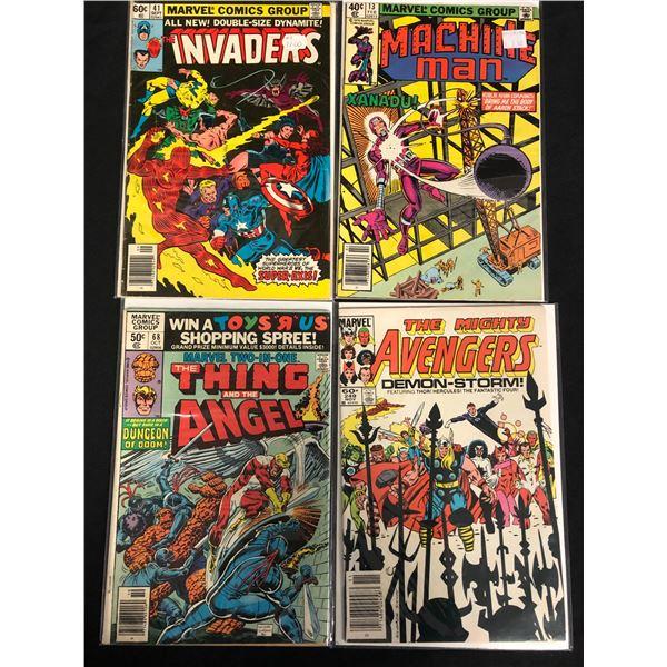 ASSORTED MARVEL COMICS BOOK LOT