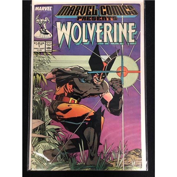 Marvel Comics Presents WOLVERINE #1