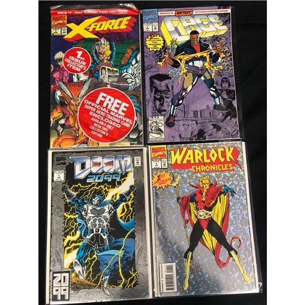MARVEL COMICS BOOK LOT