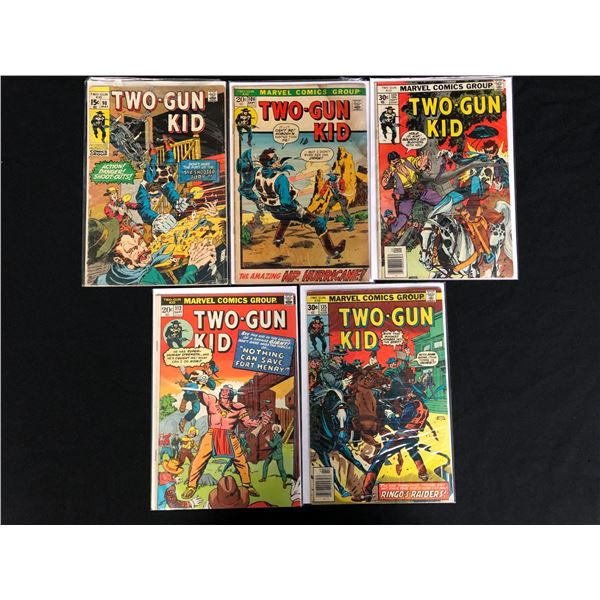 TWO-GUN KID COMIC BOOK LOT (MARVEL COMICS)