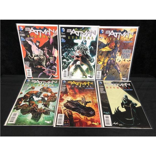 BATMAN ETERNAL COMIC BOOK LOT (DC COMICS)
