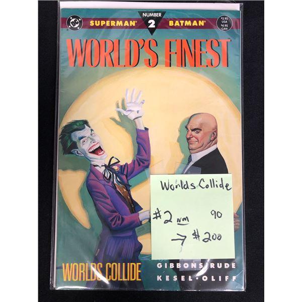 WORLD'S FINEST #2 (DC COMICS)