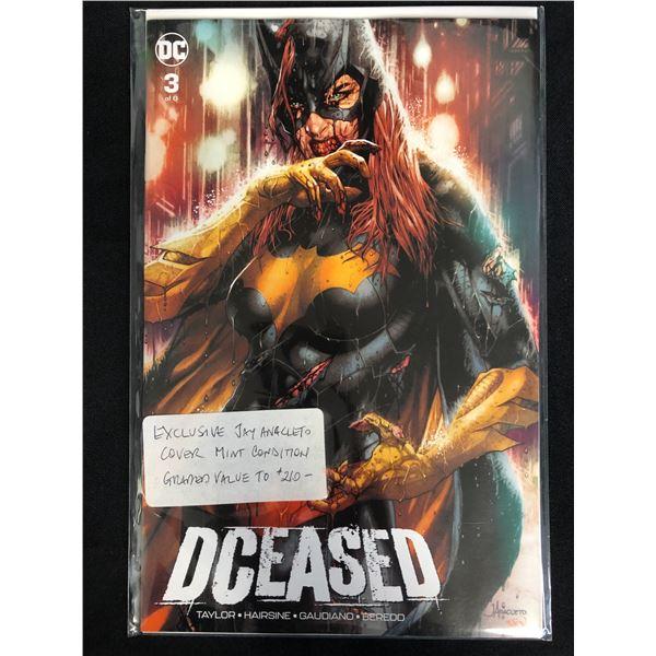 DCEASED #3 of 6 (DC COMICS)