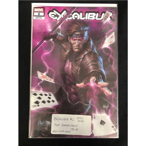 EXCALIBUR #2 (MARVEL COMICS)