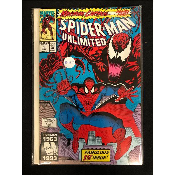 SPIDER-MAN UNLIMITED #1 (MARVEL COMICS)