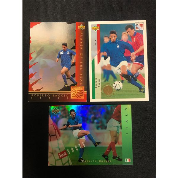 1994 UPPER DECK WORLD CUP SOCCER CARD LOT