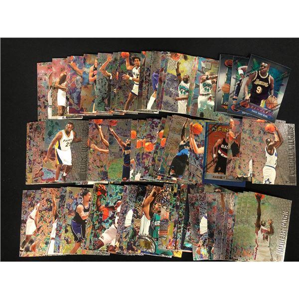 ASSORTED BASKETBALL CARD LOT