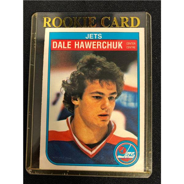 1982 O-PEE-CHEE #380 DALE HAWERCHUK RC