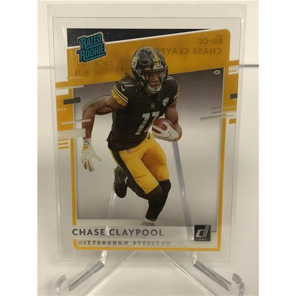2020 PANINI CHRONICLES DONRUSS BASKETBALL #RR-CC CHASE CLAYPOOL Rated Rookie