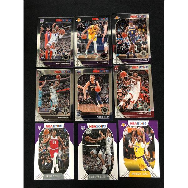 NBA HOOPS BASKETBALL CARD LOT (ROOKIES...)