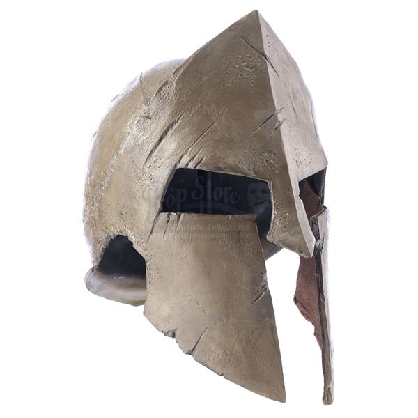 Lot # 3: 300 (2006) - Dilios' (David Wenham) Stunt Helmet