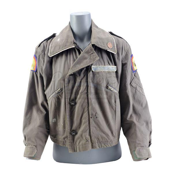 Lot # 5:  ALIEN (1979) - Women's USCSS Nostromo Crew Jacket Prototype