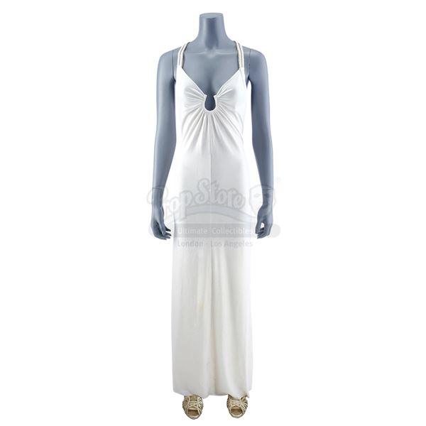 Lot # 20: AMERICAN HUSTLE (2013) - Rosalyn Rosenfeld's (Jennifer Lawrence) Casino Dress Costume
