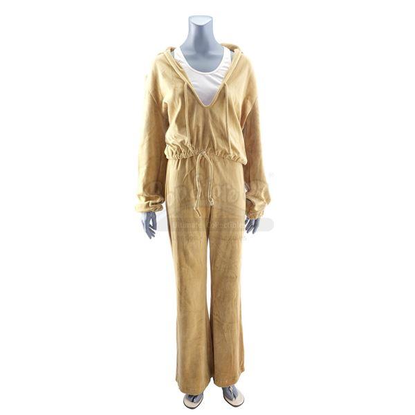 Lot # 21: AMERICAN HUSTLE (2013) - Rosalyn Rosenfeld's (Jennifer Lawrence) Track Suit Costume