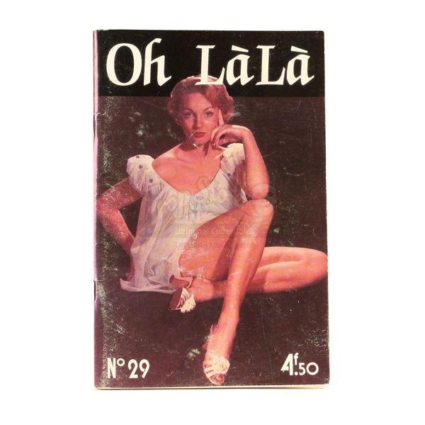 Lot # 29: BACK TO THE FUTURE PART II (1989) - Oh La La Magazine