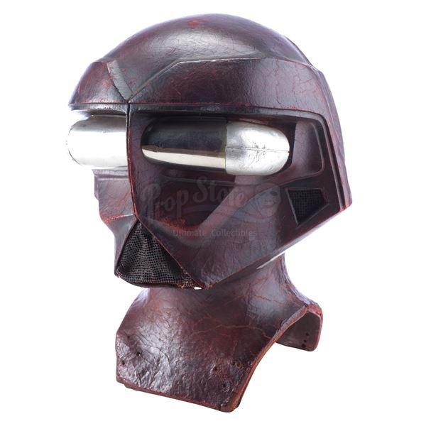 Lot # 41: THE BLACK HOLE (1979) - Sentry Robot Mask