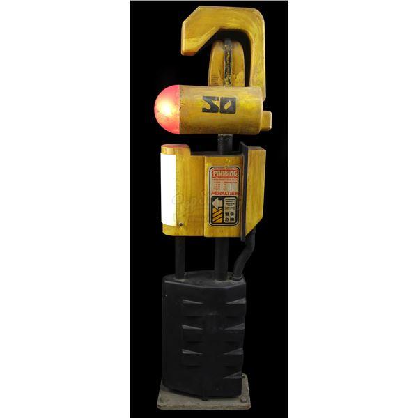 Lot # 42: BLADE RUNNER (1982) - Light-Up Los Angeles 2019 Parking Meter