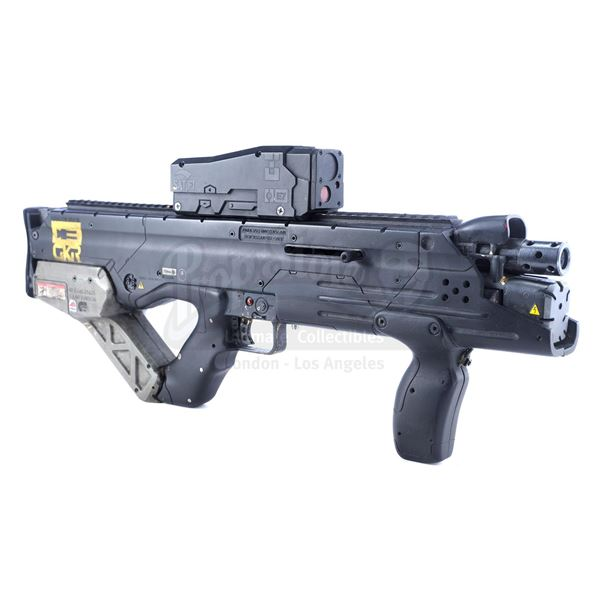 Lot # 70: ELYSIUM (2013) - Practical SFX Cousar Crowe Rifle