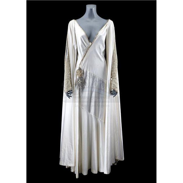 Lot # 77: FLASH GORDON (1980) - Dale Arden's (Melody Anderson) White Dress