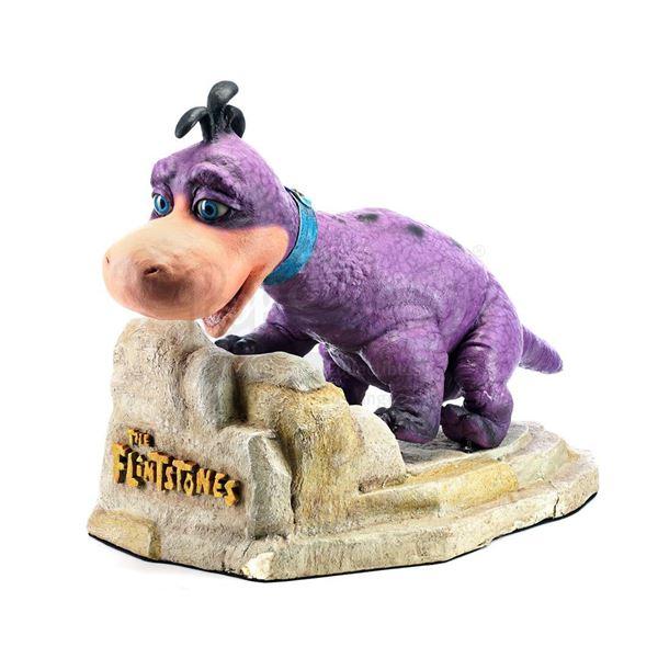 Lot # 78: THE FLINTSTONES (1994) - Puppy Dino (Mel Blanc) Puppet
