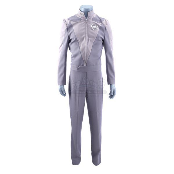 Lot # 83: GALAXY QUEST (1999) - Brandon's (Justin Long) NSEA Uniform
